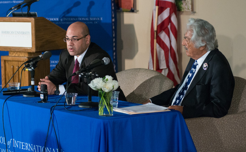 The Sectarian Myth: Iraq Ambassador Lukman Faily Speaks On The Situation In Iraq